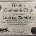 Double Diamond Club - Charles Ramsay
