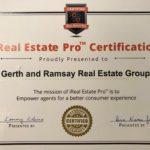 iReal Estate Pro Certification